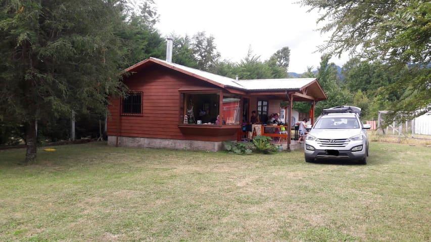 Cabaña privada Playa Pucura