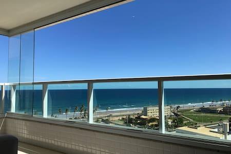 Quarto com vista mar. Praia a 200 metros - サルヴァドール - アパート