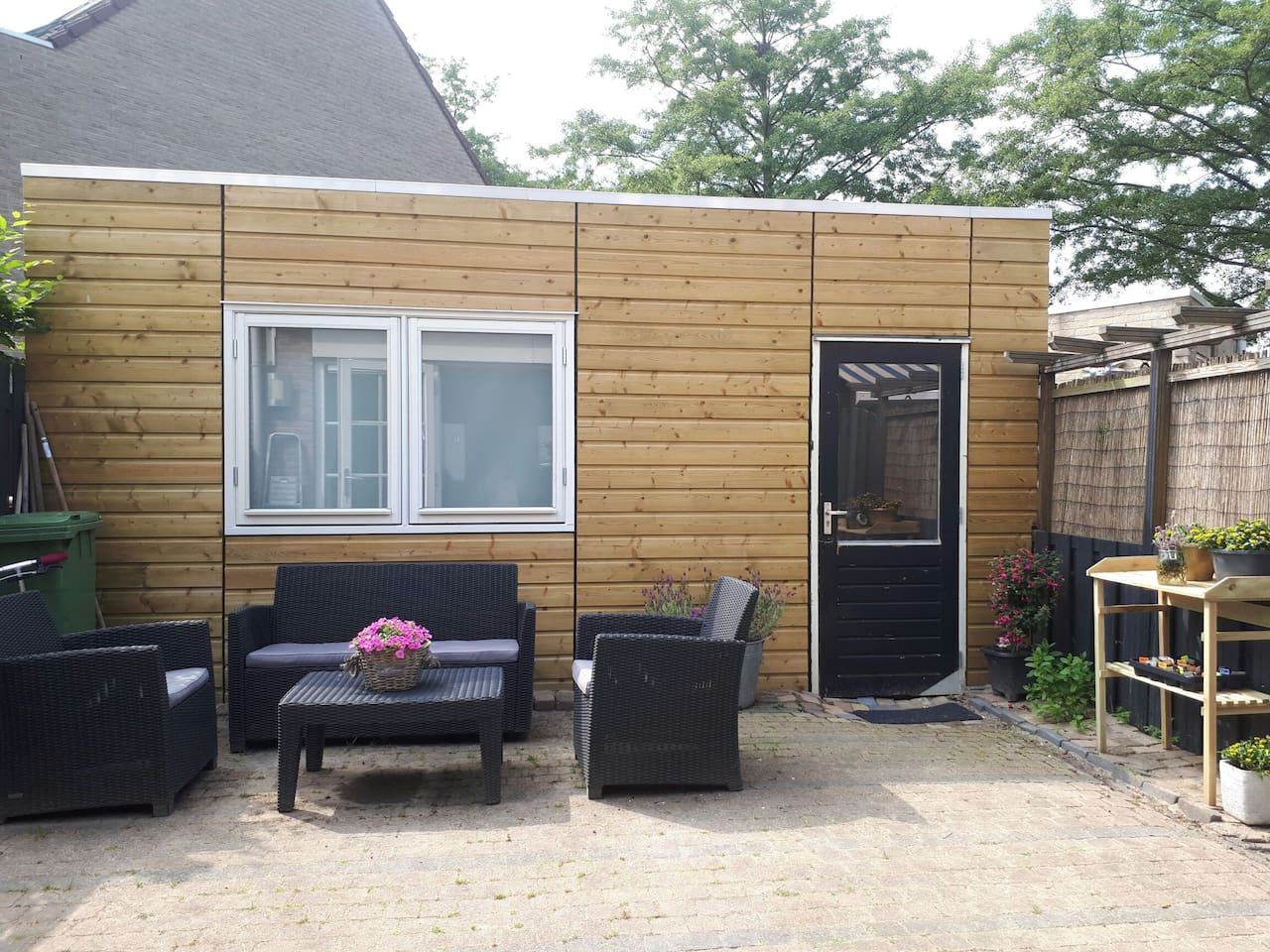 The Cabin- Holland experience!