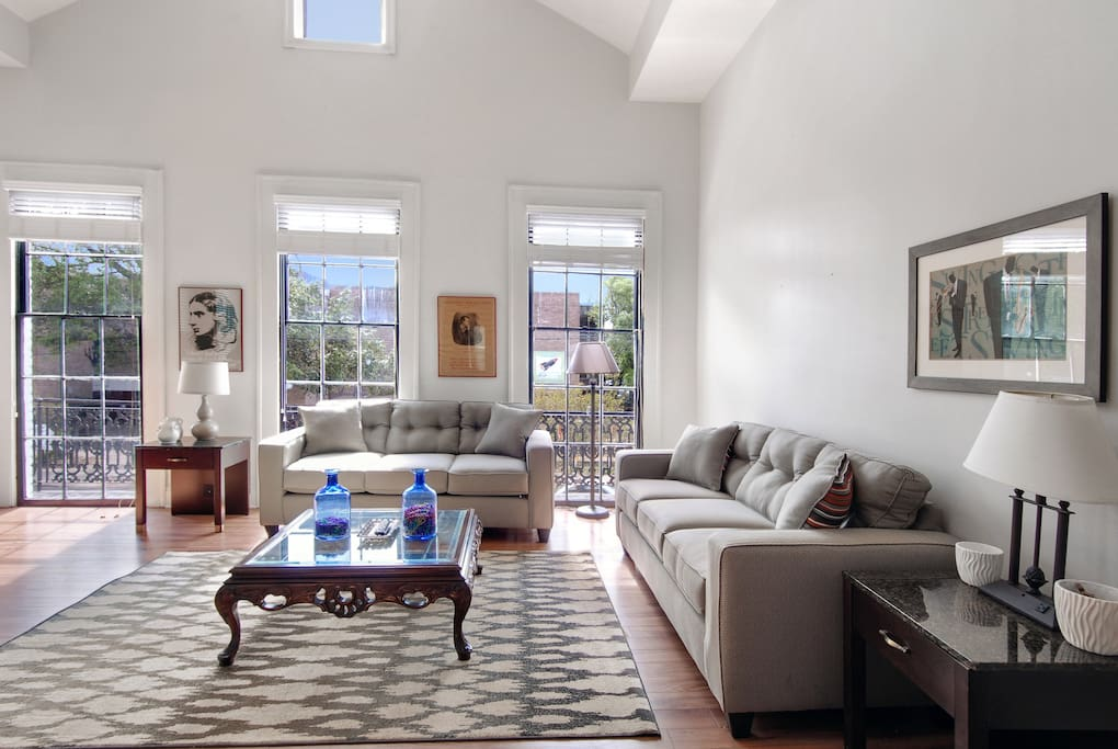 Garden District Beauty W Balcony Apartments For Rent In New Orleans Louisiana United States