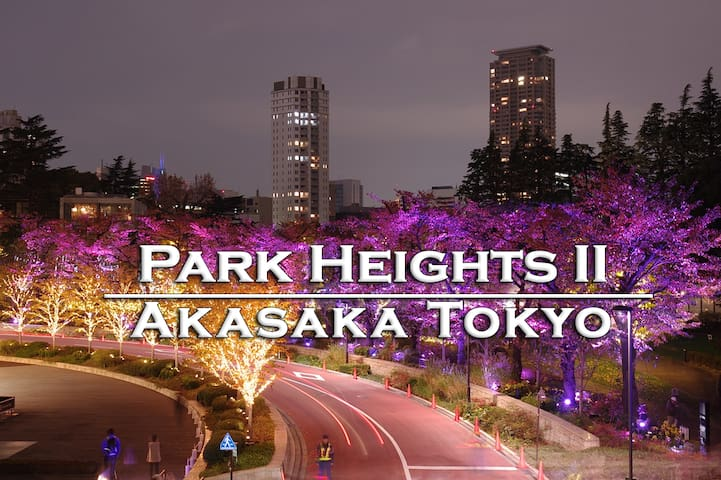 Akasaka / Roppongi Beautiful 47 sq mtrs. 1BR - Minato-ku - Apartamento