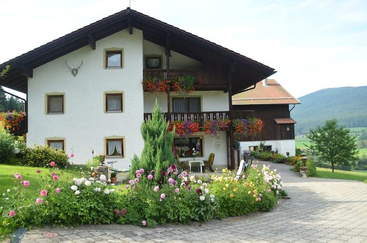 Erholung pur am Strobl-Hof im Bayerischen Wald