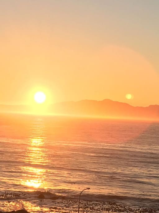 Sunrise at Maritima