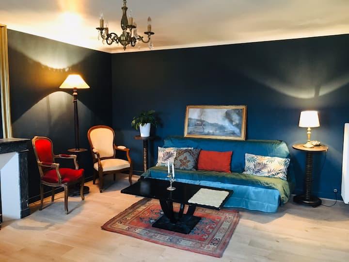 Bel Appartement Lumineux sur les bords de Loire