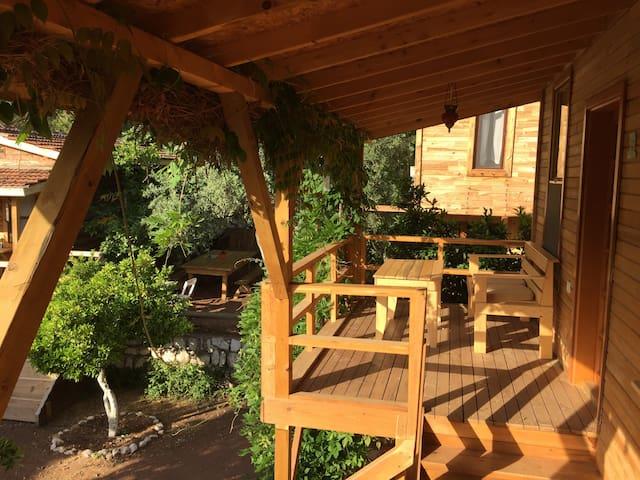 Olympos Baykuş Lodge - Kumluca