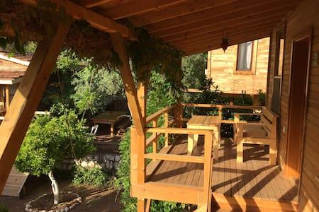 Olympos Baykuş Lodge - Kumluca - ที่พักธรรมชาติ