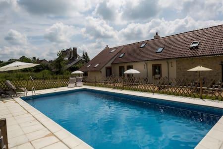 Les Trois Petites Maisons Cottage La Amelia - Cromac