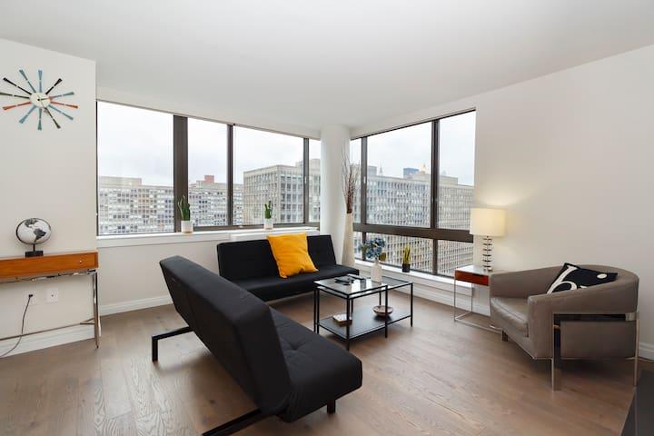 Luxury Comfort in the EAST VILLAGE