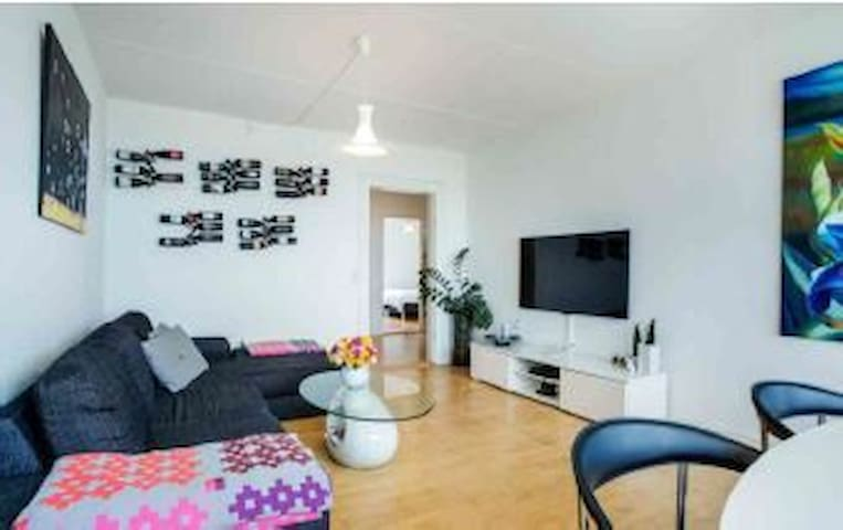 Big apartment in Aarhus - Aarhus - Apartment