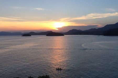 TABATINGA-Apartamento Com Linda Vista Para o Mar