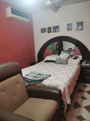 Friendly house in Ozatlan