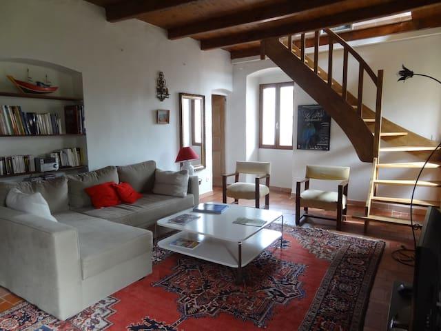 Belle suite Ilha Grande à Calenzana