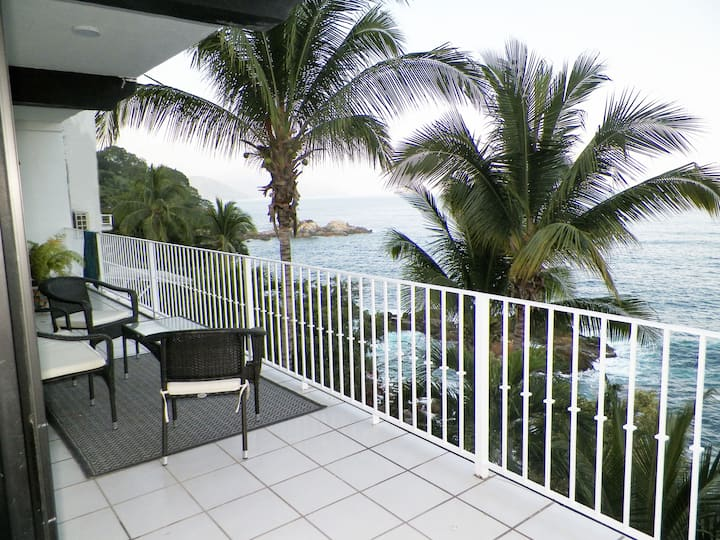 Amazing Ocean View - Beautiful Mismaloya Condo