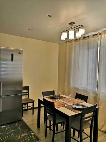Высоковольтная 23 2х комнатная квартира люкс