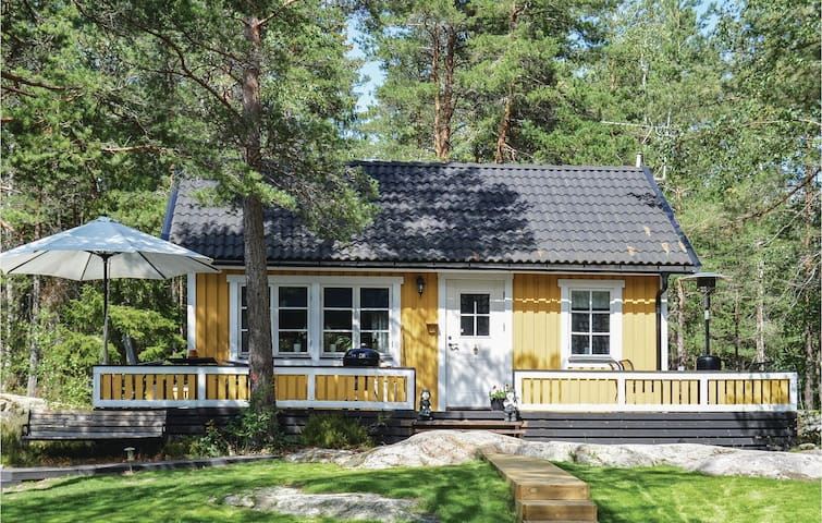 Holiday cottage with 1 bedroom on 50m² in Strängnäs