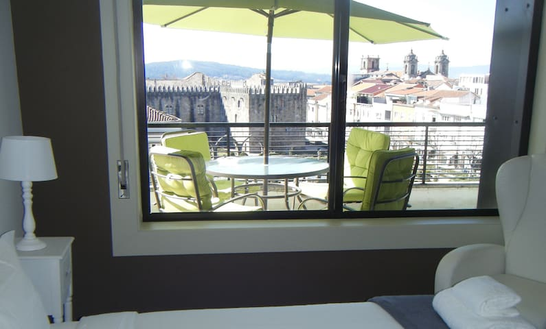 Penthouse Historic Center  BRAGA - Braga - Appartamento