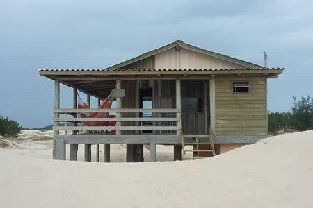 Casa de Praia na Galheta/Laguna *acesso carros4x4