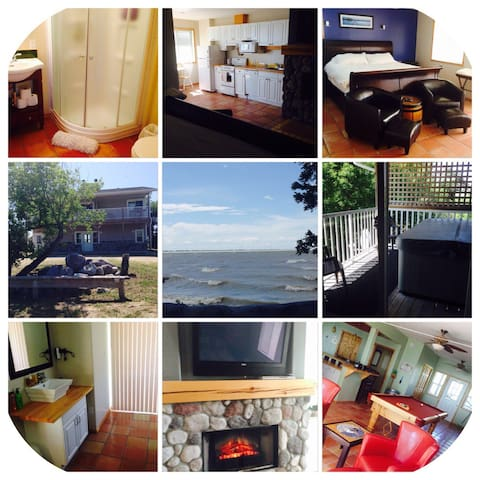 Lakeside Haven: Escape to Comfort and Beauty! - Oak Point