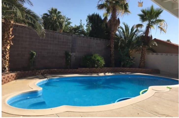 Resort-Feel Boulder City Home, 3400 sq ft
