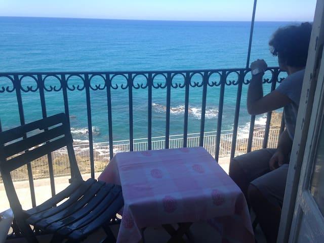 IN FRONT OF THE SEA - Cefalù - Apartamento