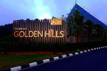 Welcome to Golden Hills