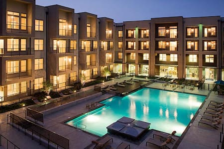 Luxurious Retreat in the Heart of Dallas - Ντάλας - Διαμέρισμα
