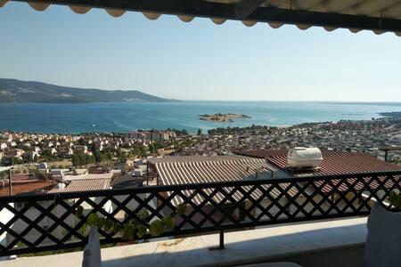 Muhteşem manzaralı villa/ Wonderful wiew villa