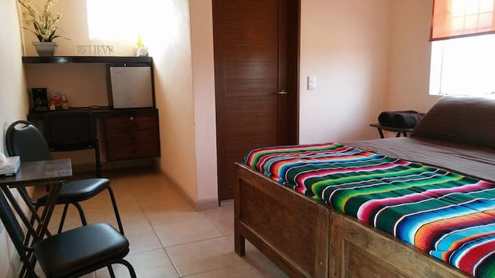 (Not-for-profit) Mision Surf Mexico - Double Room
