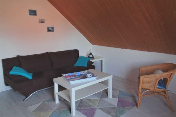 Gemütliche Ferienwohnung in ruhiger Wohnlage