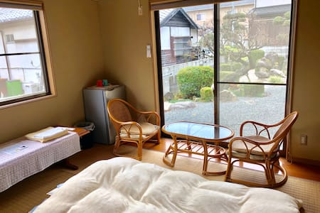 Relax Quiet Traditional Room near Fukuoka airport