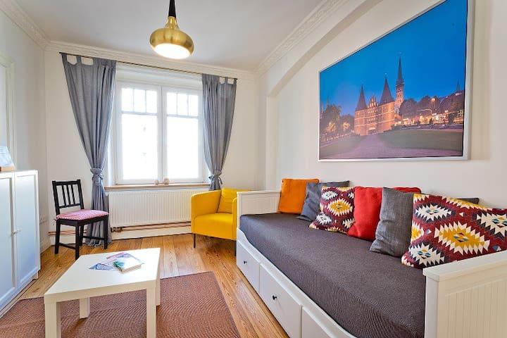 St. Lorenz Apartments (Trave)