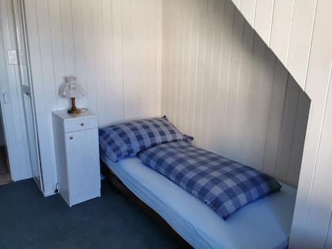 Einzelzimmer mit Traumaussicht