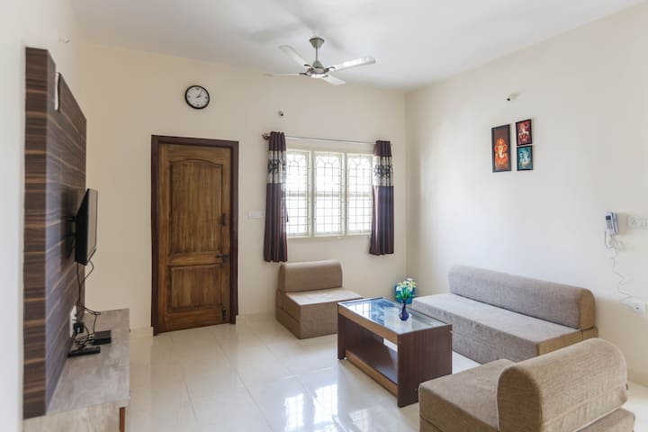 Entire Apartment 2BHK HomeStay - First Floor (C2)