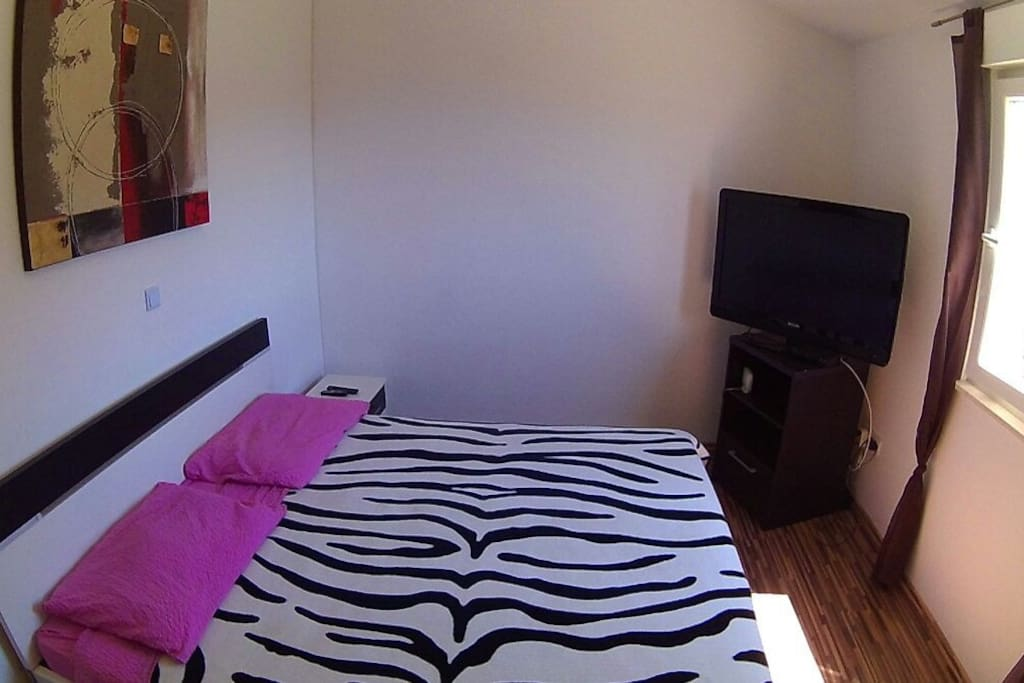 Bedroom (king size bed )  for two