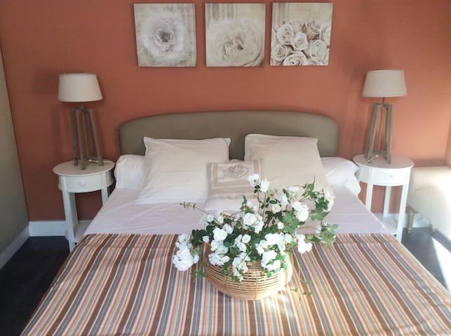 Chambre privée tout confort aux portes de Bordeaux