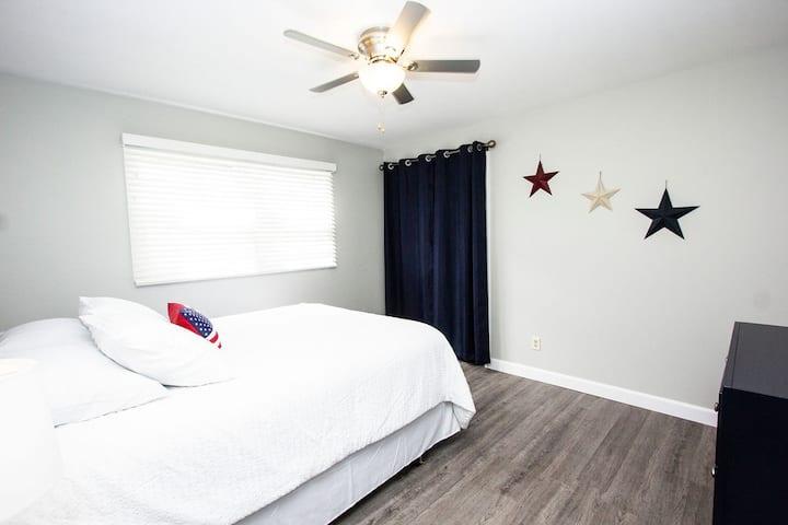 'Merica Suite 1 Bed 1 bath