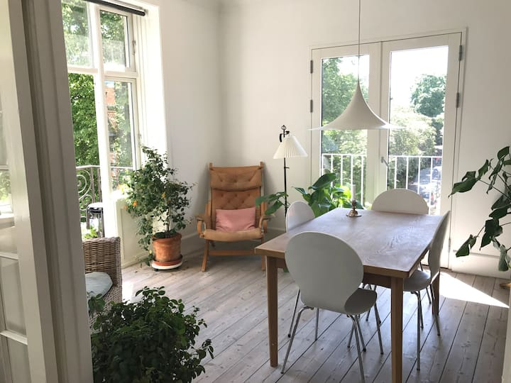 Charming flat at Christianshavn