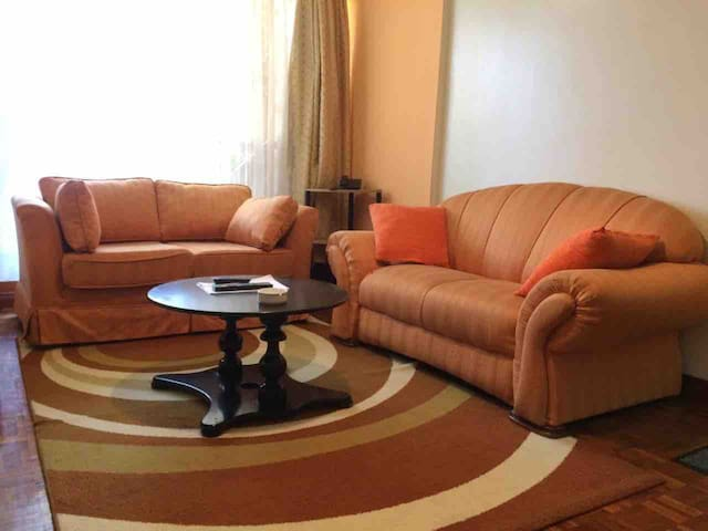 C5 Samra 1  bedroom Apt fully furnished & serviced