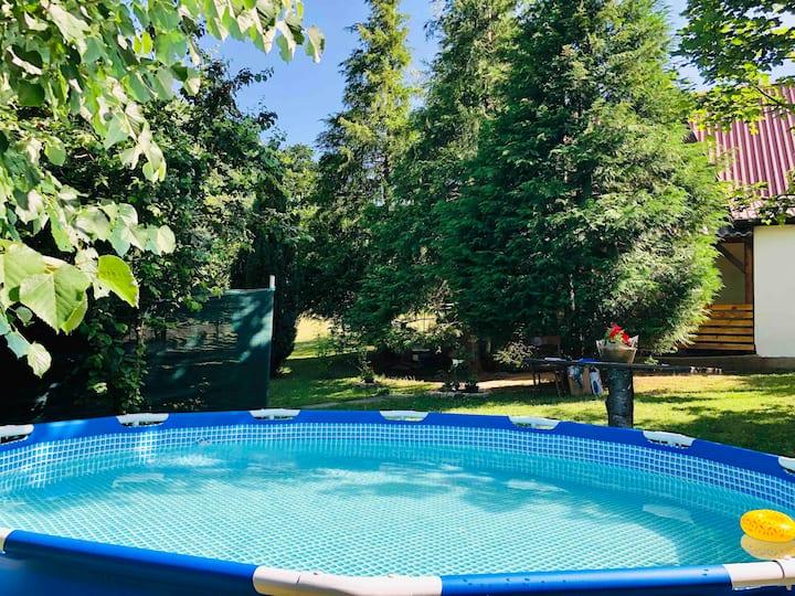 Villa ORKA Pelister - Forest Zone