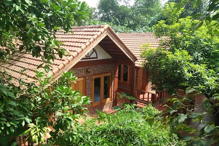 Deluxe Family Bungallow - Gia Sinh - Bungalow