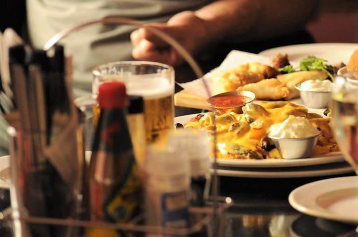 Restaurants for Umhlanga