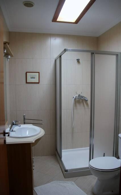 Casa-de-banho 1 (privativa)