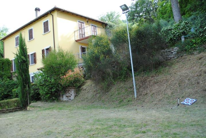 Casa Di Campagna su due livelli. - Ascoli Piceno - 別墅