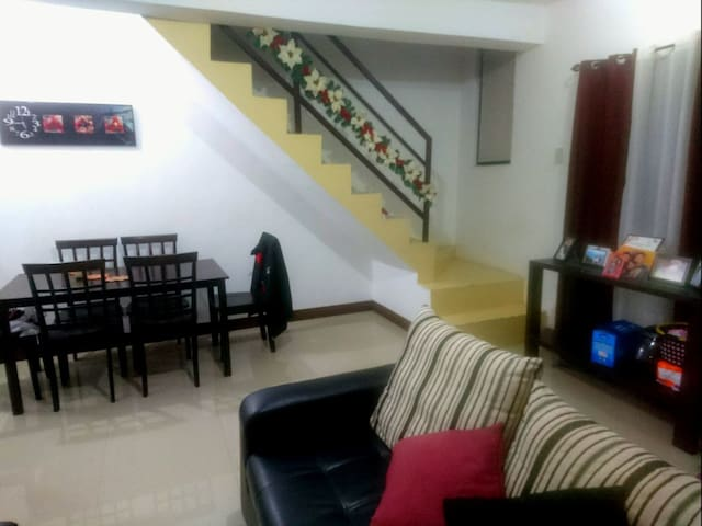 New fully furnished townhouse in Batangas