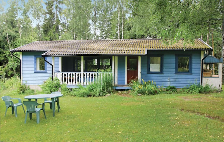 Holiday cottage with 2 bedrooms on 60m² in Svenljunga