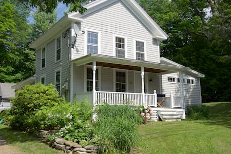 Charming Berkshire Home - New Marlborough