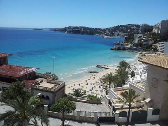 Aparta estudio a solo 5 min de la playa - Palma - Appartement