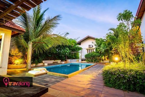 Travalong Nivaan - 4 room pool villa