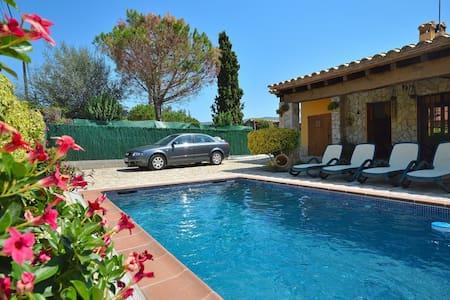 Villa Mas Ambros (6 persoons) omgeving: Calonge - Calonge