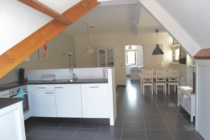 Holiday Apartment Noord in Ouddorp Weststraat